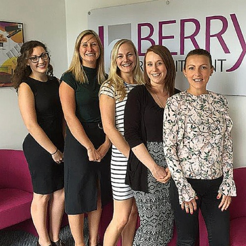 Berry Recruitment's Truro Move