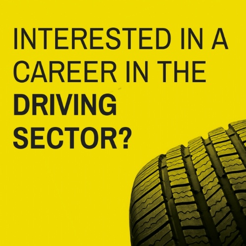 Careers in the Driving Sector.
