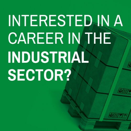 Careers in the Industrial & G.L.A. sector