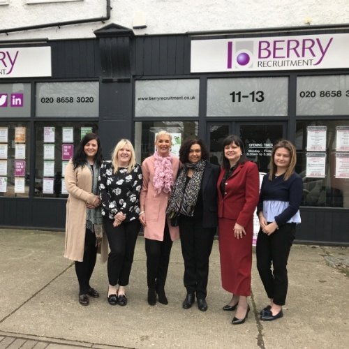 Rebranded Joy proves Berry popular