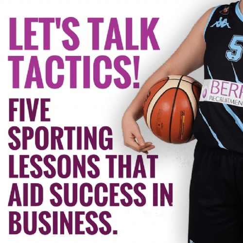 5 Sporting Lessons That Aid Success in Business