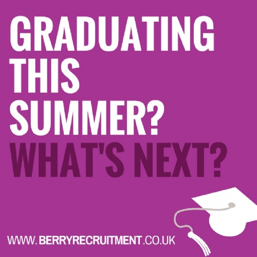 Graduating this summer? What's next?