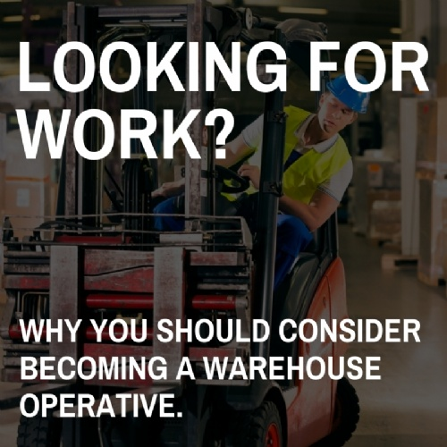 Six Reasons to Become a Warehouse Operative