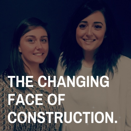 The changing face of construction.