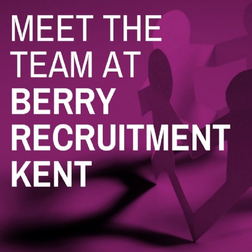 Meet the Team at Berry Recruitment Kent