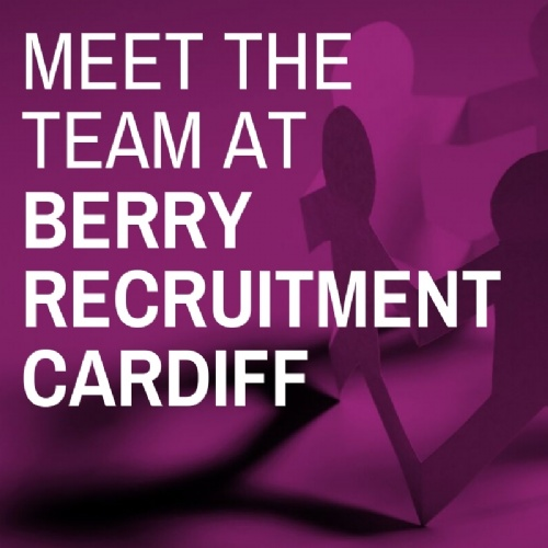 Meet the team at Berry Recruitment Cardiff
